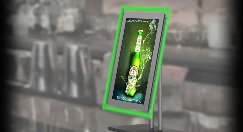 Дигитална реклама в барове