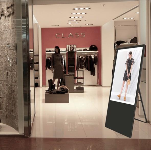 Диджитал сайнидж дисплей с вертикален екран LCD Board 43